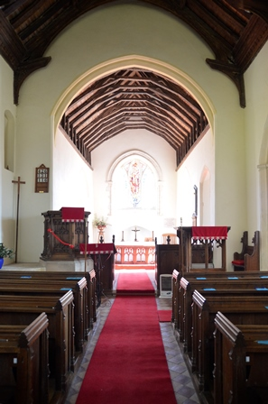 Newbourne interior