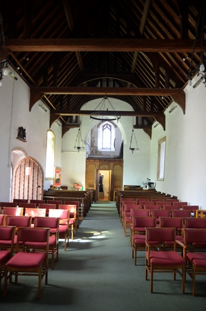 Trimley St Martin interior 2