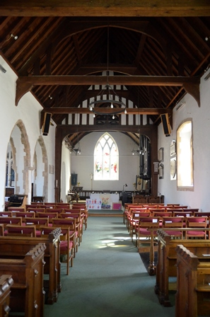 Trimley St Martin interior