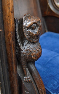 Southwold misericord 2