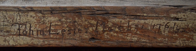 Southwold pew