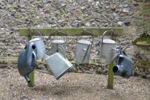 Kessingland watering cans