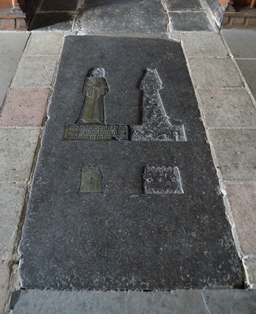 Aldeburgh floor memorial