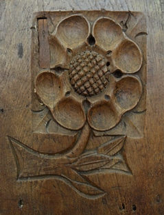 Worlington bench end