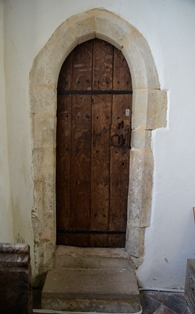 Worlington door