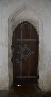 Claydon door 2