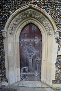 Claydon door