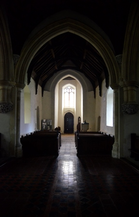 Claydon interior 2