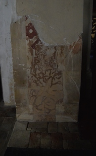 Claydon wall painting