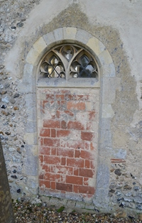 Great Blakenham doorway