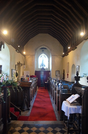 Great Blakenham interior