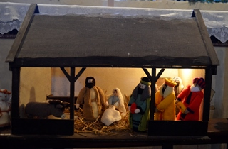 Great Blakenham nativity