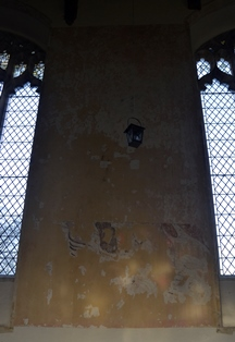 Worlingworth wall painting 3