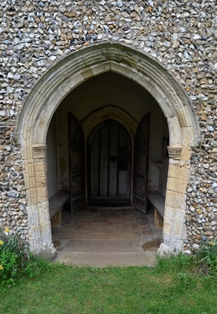 Sotterley door 2