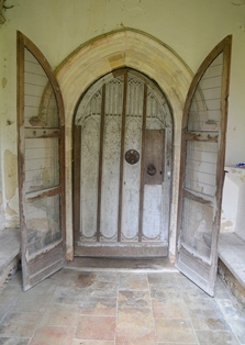 Sotterley door