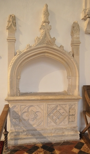 St Margaret South Elmham memorial