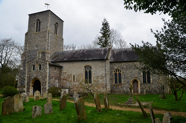 St Margaret South Elmham
