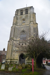 Beccles tower