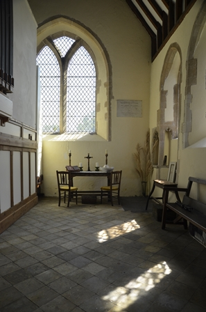 Eriswell chapel